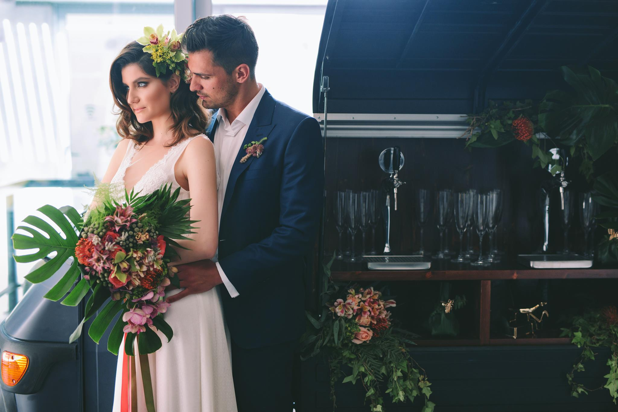 Style Shoots - Elegant Wedding | Broderie Anglaise