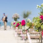 beach wedding in Greece planner