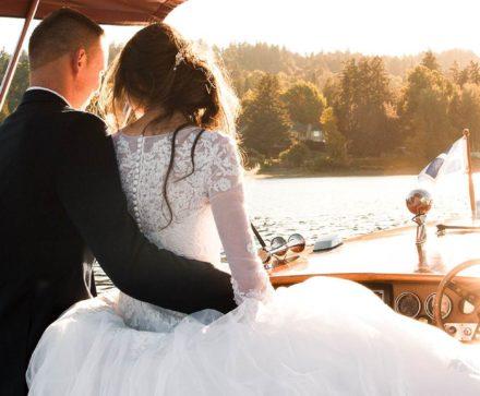 Luxury wedding in Greece
