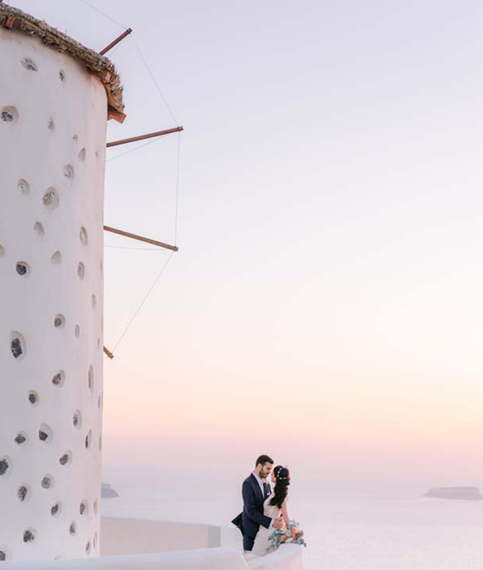 Destination wedding - Elopement